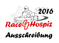 Ausschreibung Race4Hospiz 2016